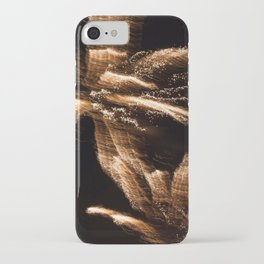 Gold in the Sky iPhone Case