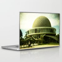 ufo Laptop & iPad Skins featuring UFO by Jacquie Fonseca