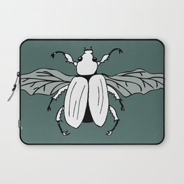 It's a beetle and it has wings. Laptop Sleeve