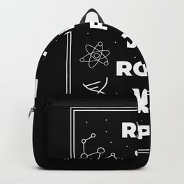 verbal expressions Backpack