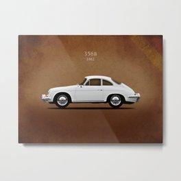 Porsche 356B 1962 Metal Print