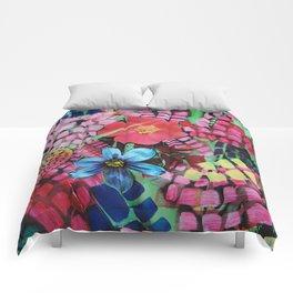 Garden Action Comforters