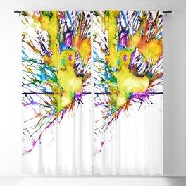 My Schizophrenia (15) Blackout Curtain