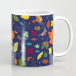 Autumn Night Riot Coffee Mug