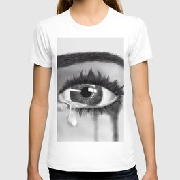 Crying T-shirt