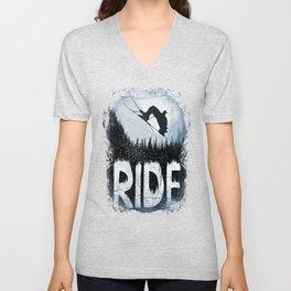 Ride Unisex V-Neck
