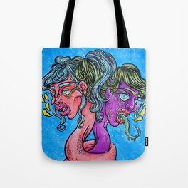 Absence & Disgust Tote Bag
