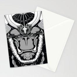 Savage Society: Gorilla Samurai Stationery Cards