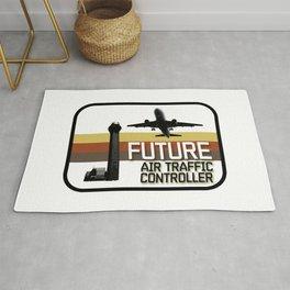 Future Air Traffic Controller Rug