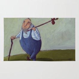 Walking Rug