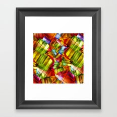 Colorize Framed Art Print
