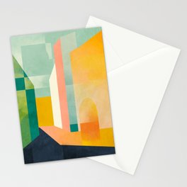 passing by Stationery Cards
