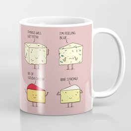 cheesy puns Coffee Mug