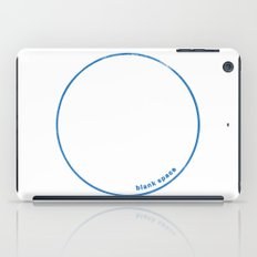 Blank Space iPad Case