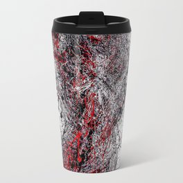 Unraveled  Metal Travel Mug