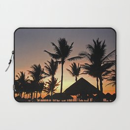 Caribbean Sunset Laptop Sleeve