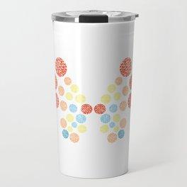 Vivillon Ocean Form Travel Mug