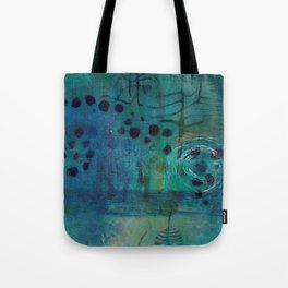 Glyphs Tote Bag