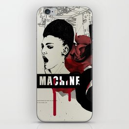MACHINE iPhone Skin