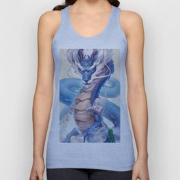 Welut Dragon Unisex Tank Top