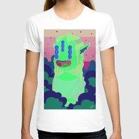 mona lisa T-shirts featuring Mona Lisa by Beatriz