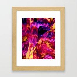 Peel Framed Art Print