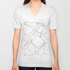 Cuberic Unisex V-Neck