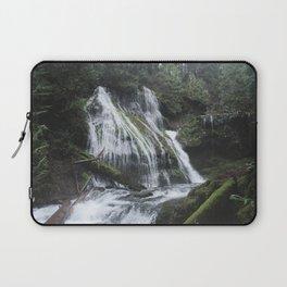 Panther Creek Falls, WA Laptop Sleeve