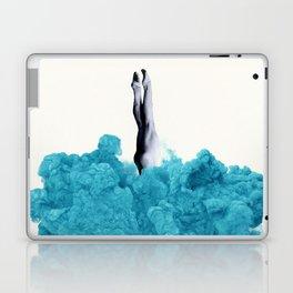 Into the Smoke Laptop & iPad Skin