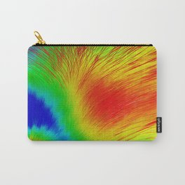 Heat Map Carry-All Pouch