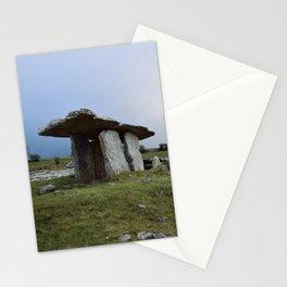 Pulnabrone Dolmen, Ireland Stationery Cards