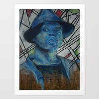 j dilla Art Prints featuring J Dilla. by Roosterface