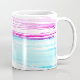 Turquoise  love #2 || watercolor Coffee Mug