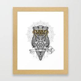 The Secret Keeper Framed Art Print