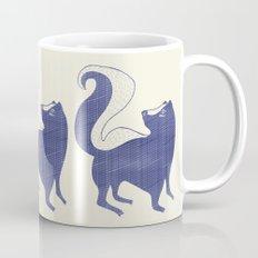 Blue Skunk Mug