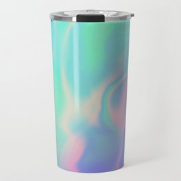 Rainbow Sea Travel Mug