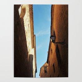 Toledo Streets Poster