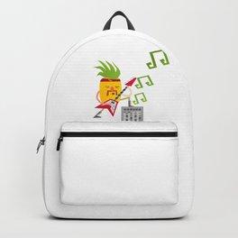 ghost pineapple Rock music  Backpack