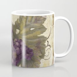 Tuscan Table Merlot Coffee Mug