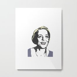 Mary Watson, Sherlock Metal Print