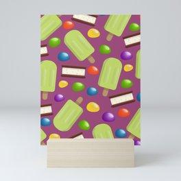 Lime Pops & Jelly Beans Mini Art Print