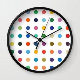 DAMIEN TRIBUTE Wall Clock