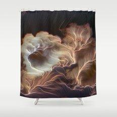 The Sleepwalker Shower Curtain