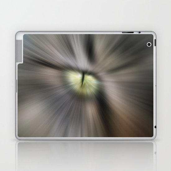 Cat Eye Laptop & iPad Skin