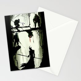 The Last Stand Stationery Cards