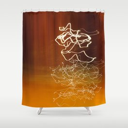 Event 4 Shower Curtain