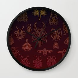 Little Beasts Love Potion Wall Clock