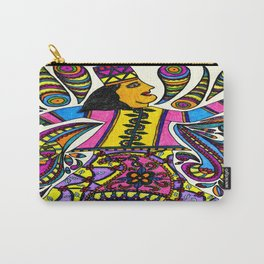 Dancing Sufi Carry-All Pouch