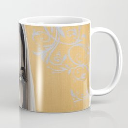 'Golden Rose' Coffee Mug