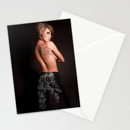 Body of Art Stationery Cards